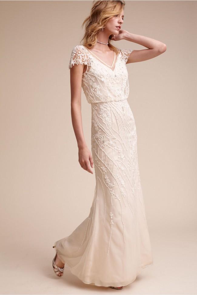 BHLDN Aurora Gown by Etoile
