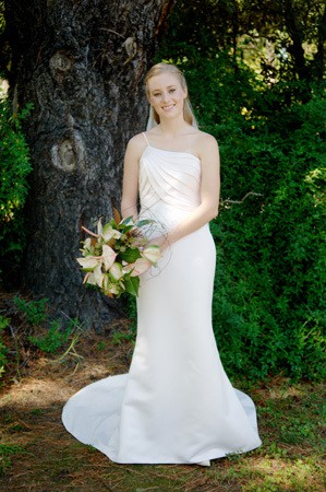 Halo Bridal Custom Made