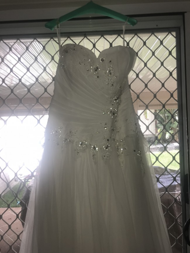 Christina Rossi, Ball Gown