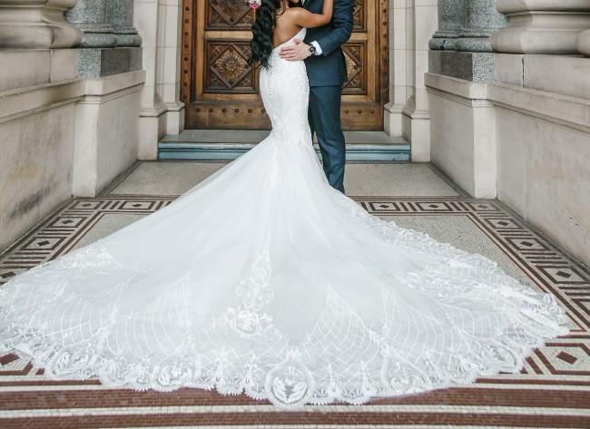 Lookbook Bride, Petite Custom Made