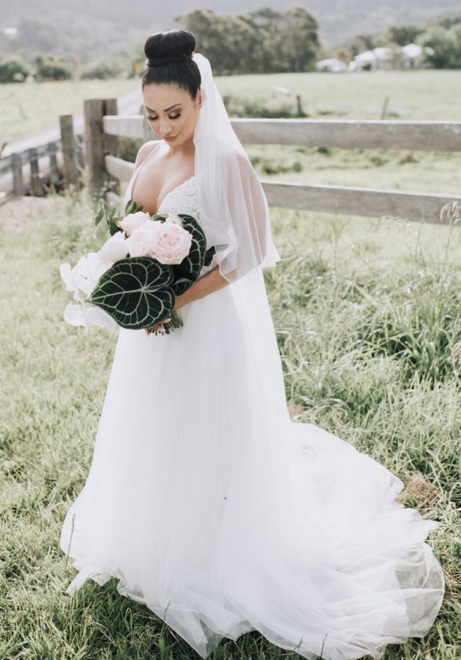Emmy Mae Bridal FINLEY WEDDING DRESS