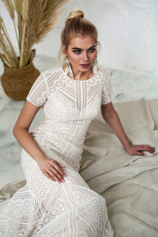 Love Spell Eliza New Wedding Dress   Stillwhite