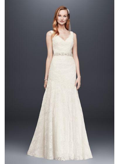 David's Bridal WG3757