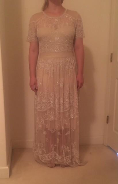 BHLDN, Ruby Dress