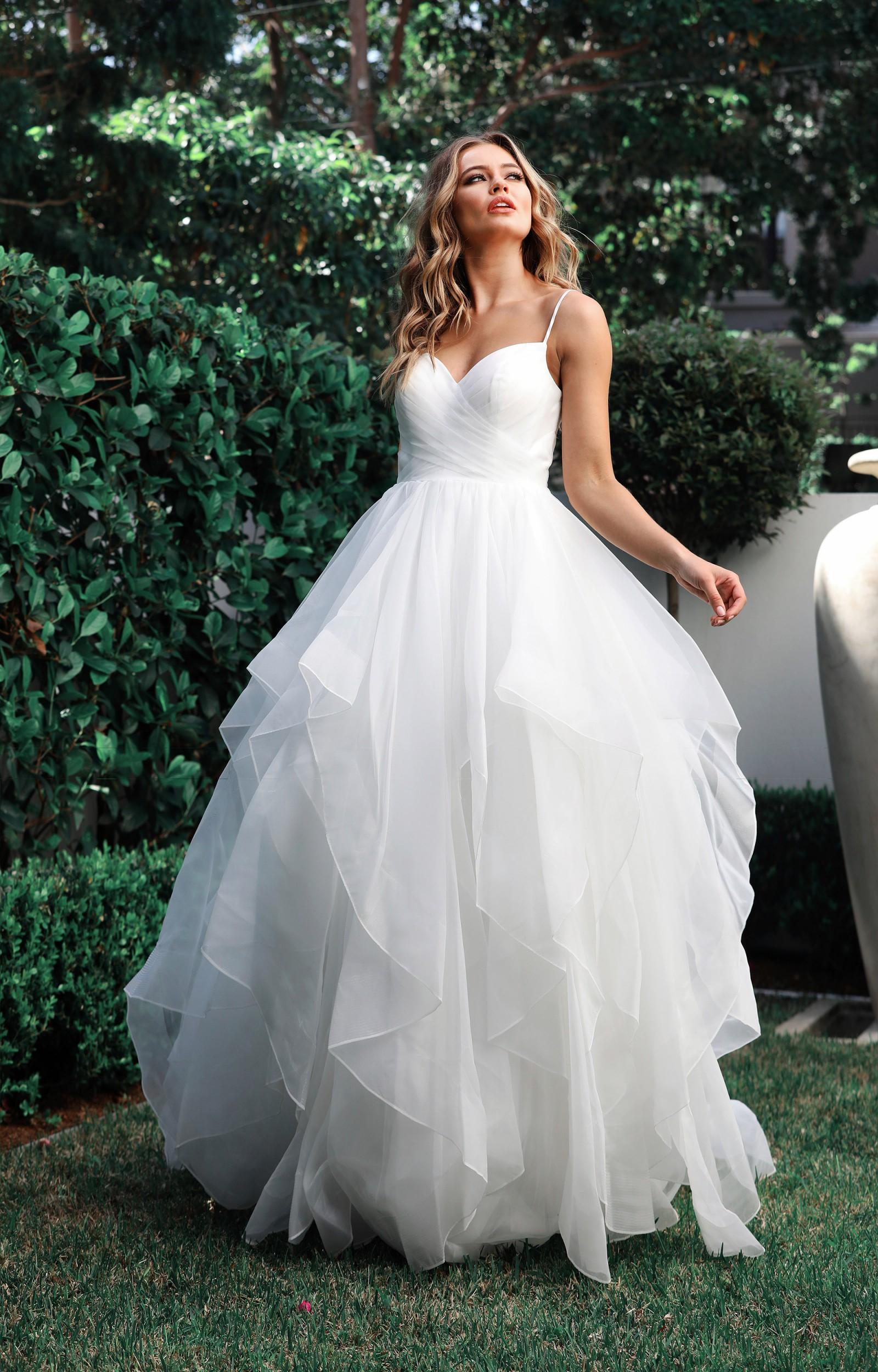Jadore White Label Harper (W105) Wedding Dress On Sale - 49% Off