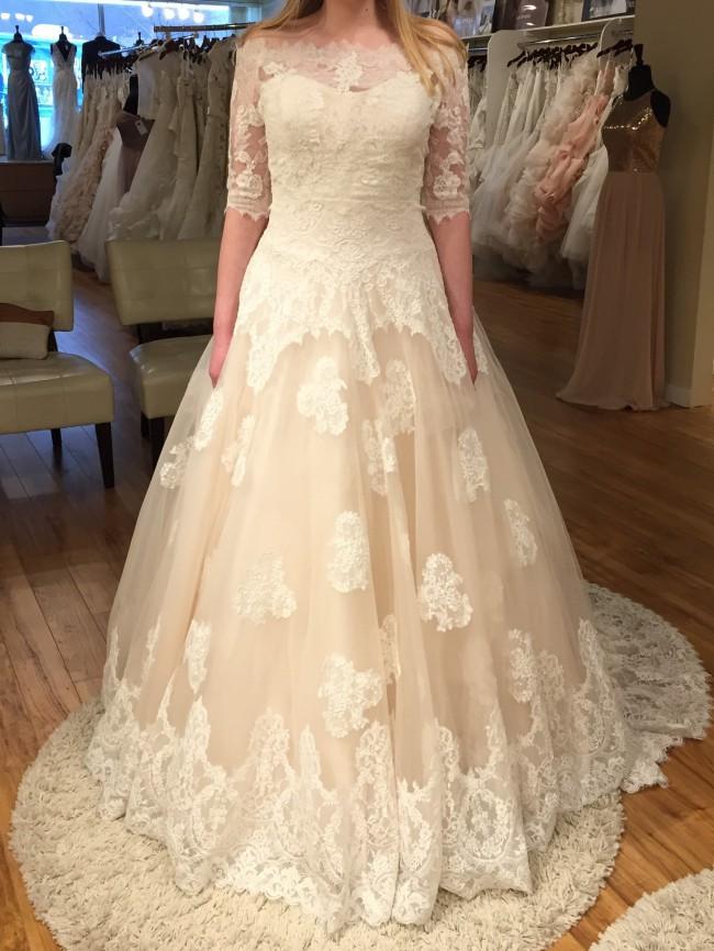 Allure Bridals, 9121