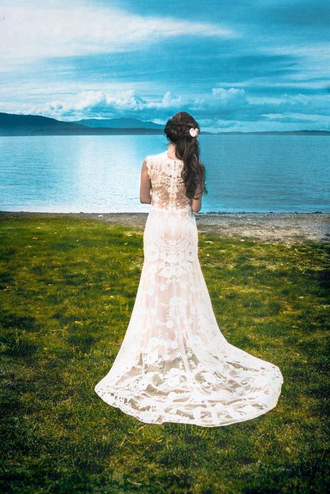 Claire Pettibone, Cheyenne Gown