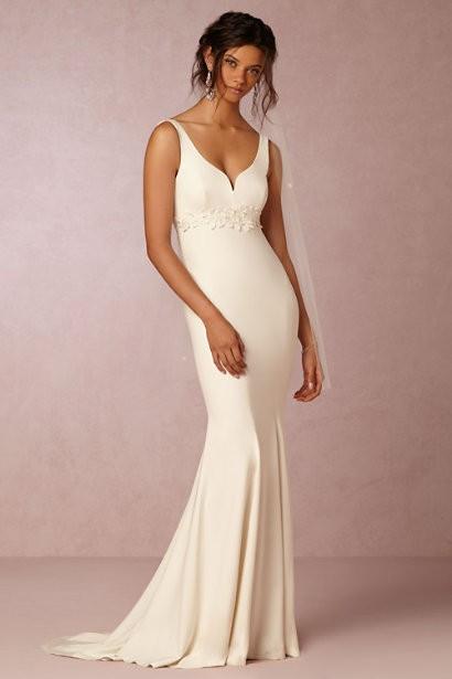4895e696 Nicole Miller Abigail Gown Preloved Wedding Dress on Sale 47% Off ...
