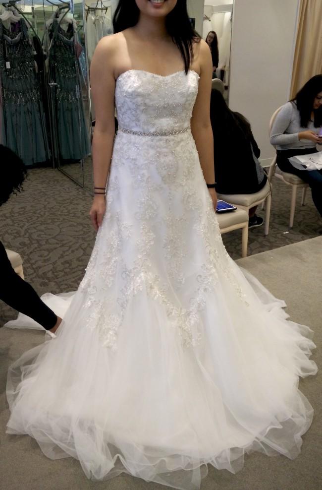 David's Bridal, WG3729