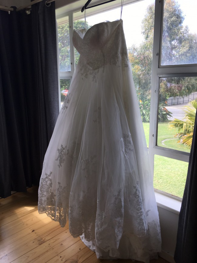 Lillian Morgan, Ball Gown