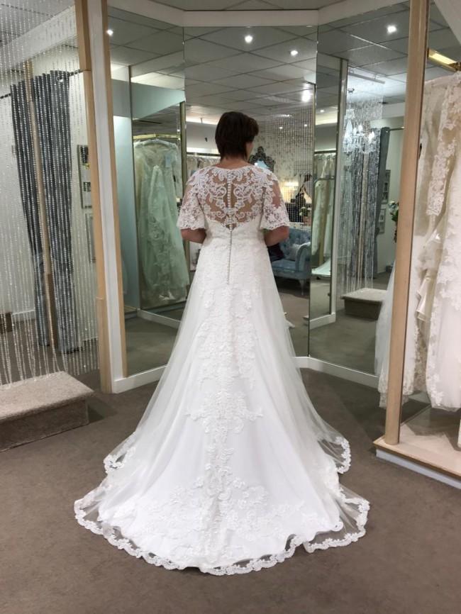 Serenity Bridal Custom Made