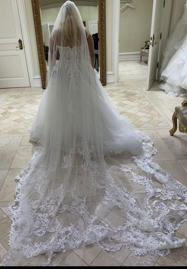 Allure Bridals 9732
