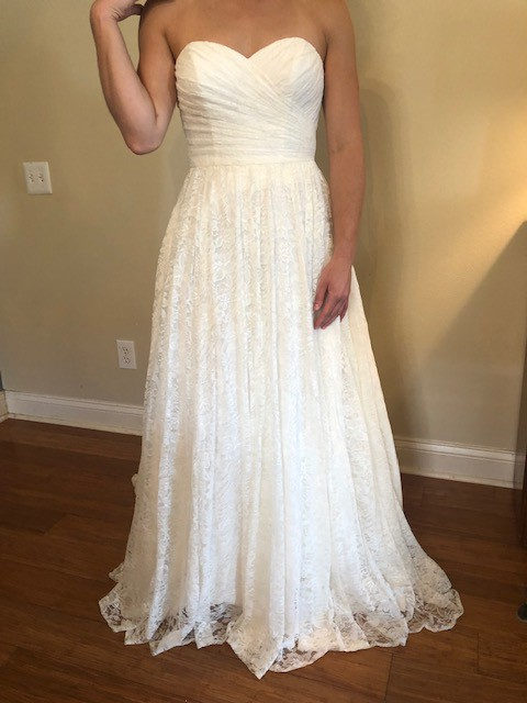 David's Bridal, A-Line