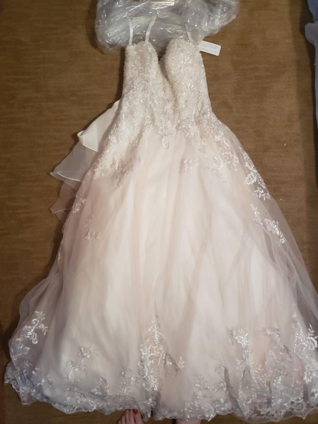 David's Bridal, V3836
