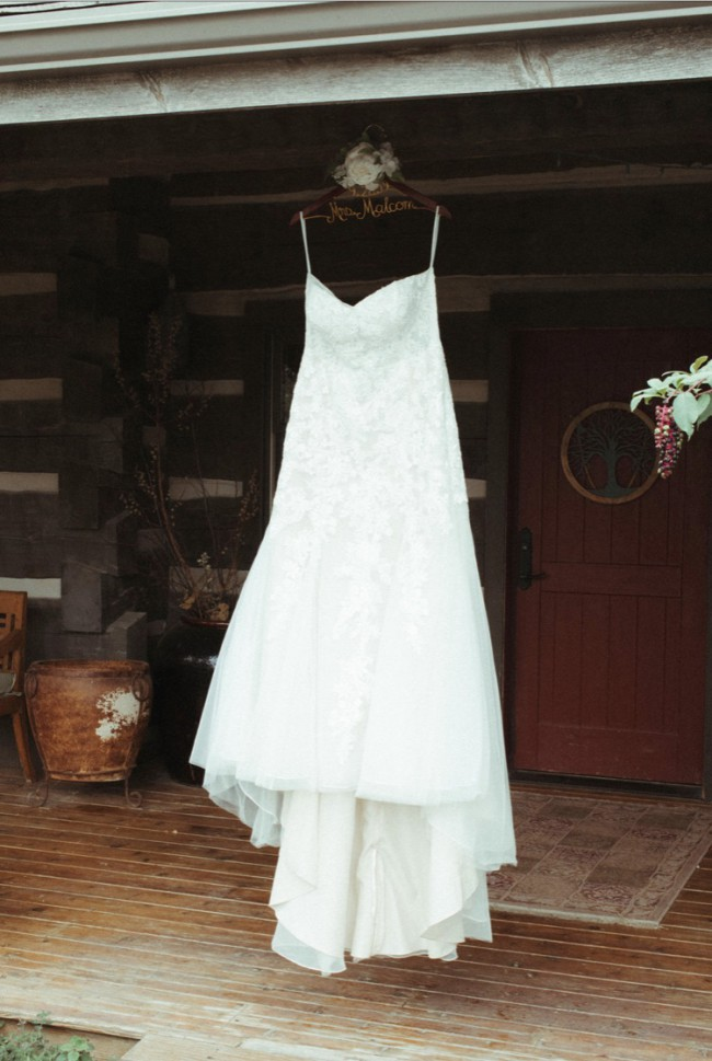 David's Bridal Collection WG3964