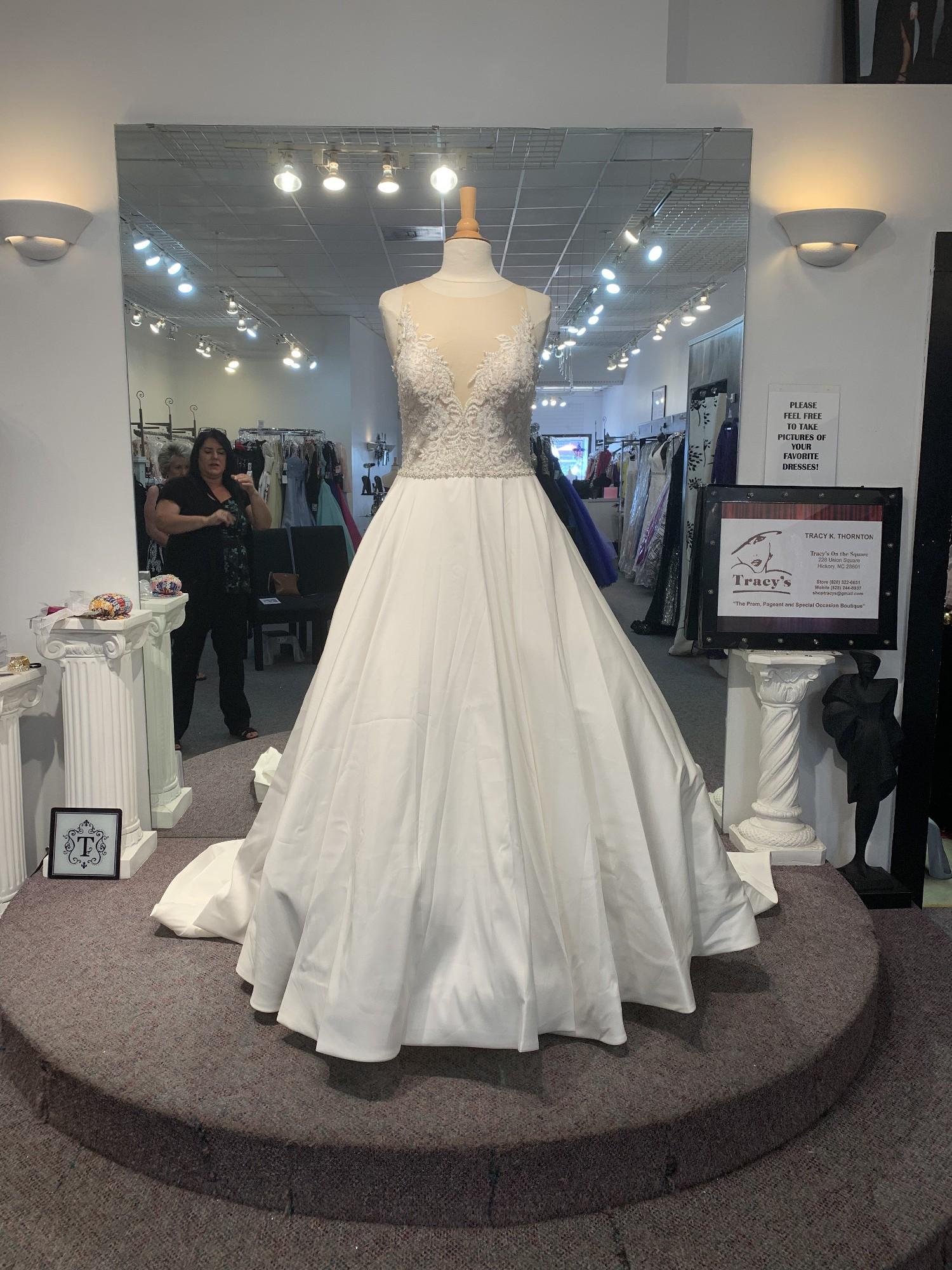 Allure Romance 20 New Wedding Dress Save 20   Stillwhite
