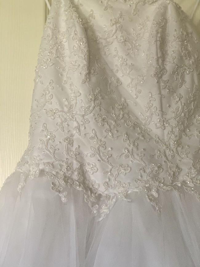 Casablanca Bridal Custom Made