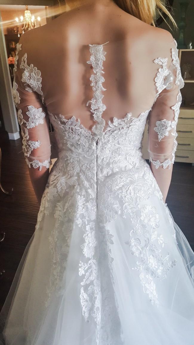 Jocelyn A Dungca New Wedding Dress on Sale 74% Off - Stillwhite 50375c357