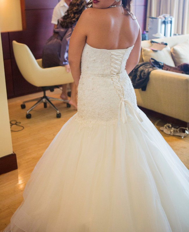 Alfred Angelo Cinderella Style 216