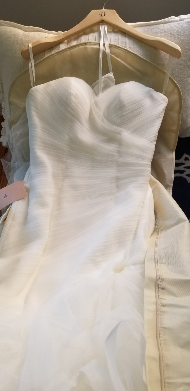 Pronovias Forte gown