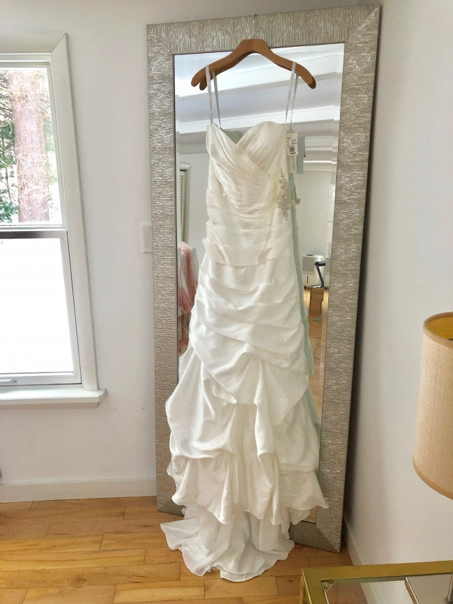 David's Bridal Style Number: 10030298