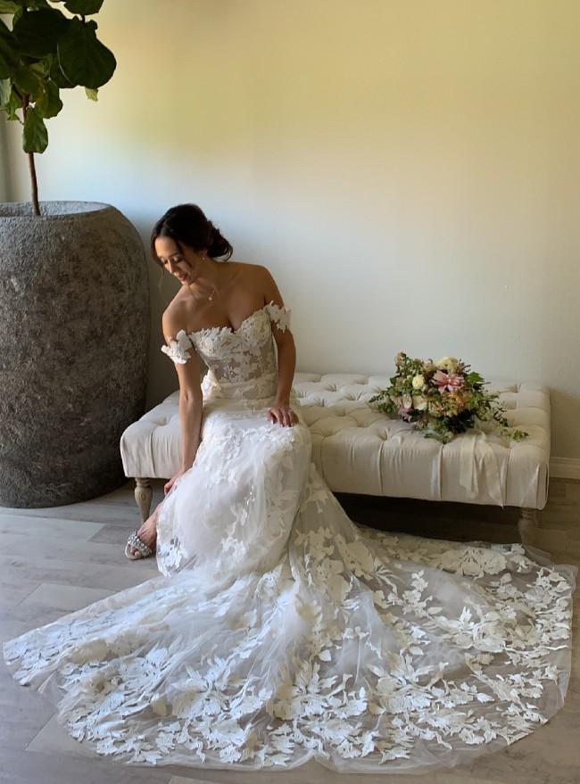 Monique Lhuillier, Willow Dress Fall 2019