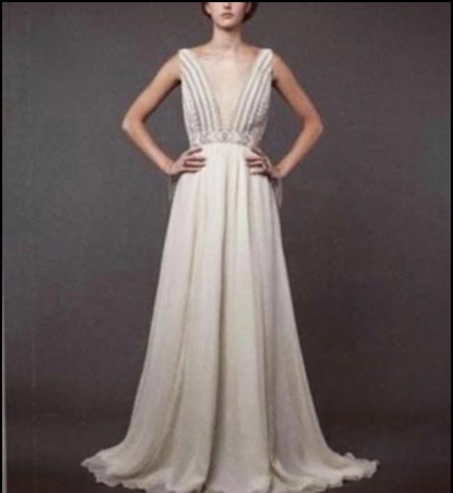 Mara Hoffman All Seeing Ceremonial Gown