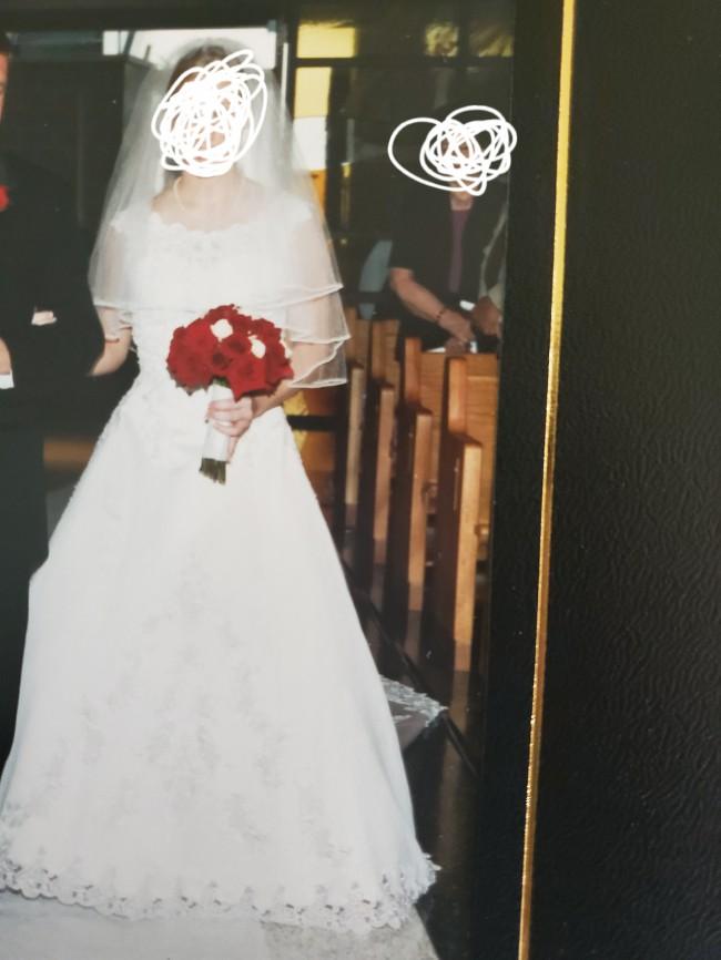David's Bridal 5868