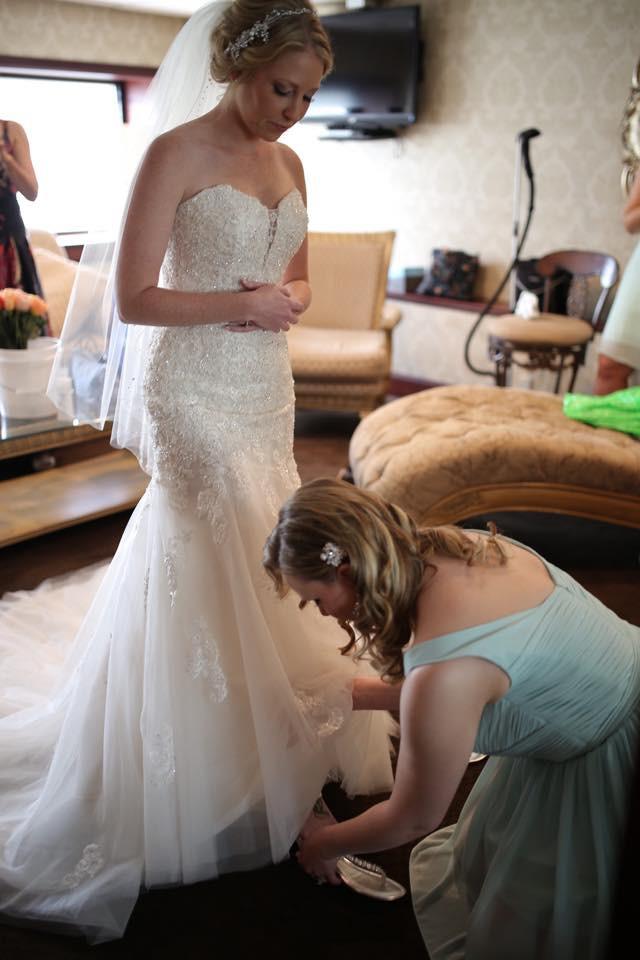 1c241de40fe David Tutera 114293 – Beryl Preowned Wedding Dress on Sale 64% Off -  Stillwhite
