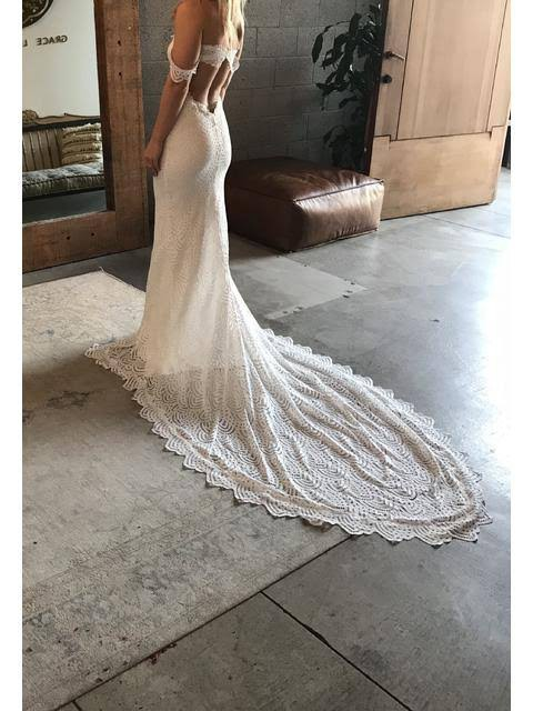 Grace Loves Lace Paloma Gown