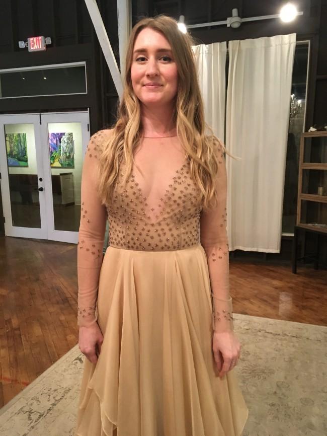 Sarah Seven, A-Line