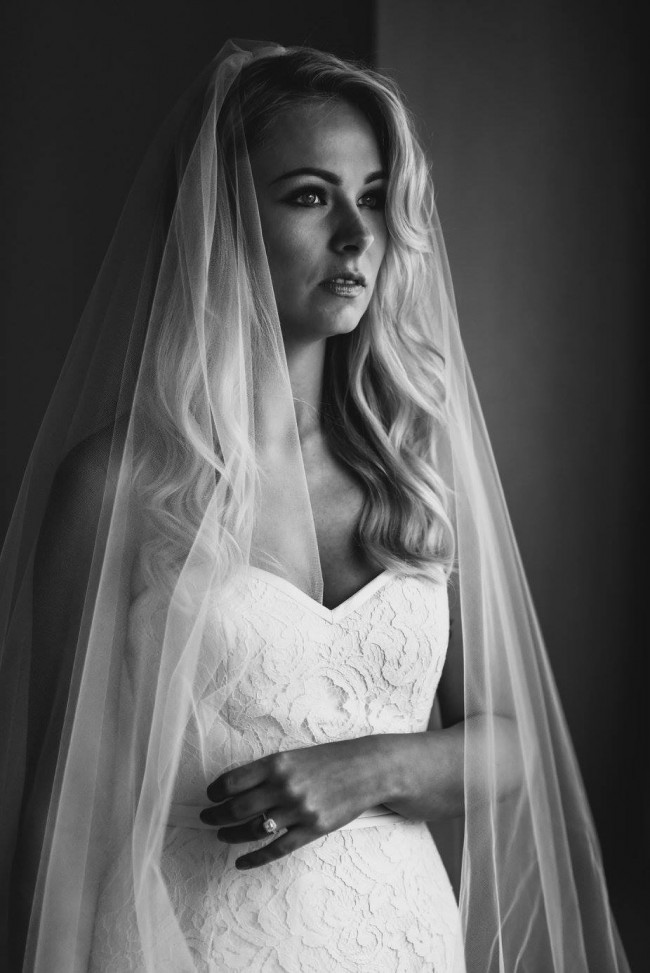 Amy Kuschel, Cassidy Wedding Dress