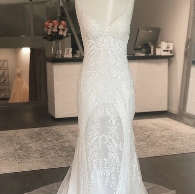 Shehzarin Batha Couture Bespoke Gown