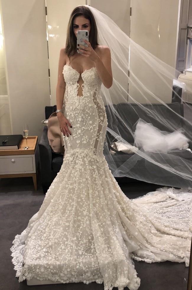 Galia Lahav Camilla Custom