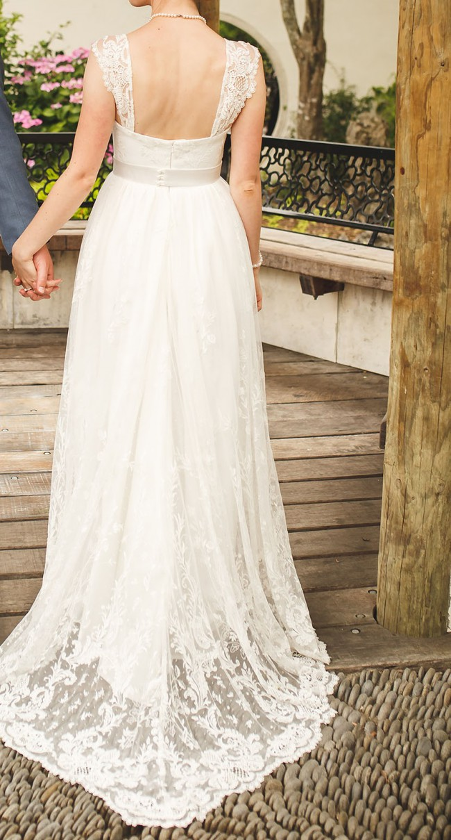 Sophie Voon, Swan Lake Dress (in Renaissance Lace)