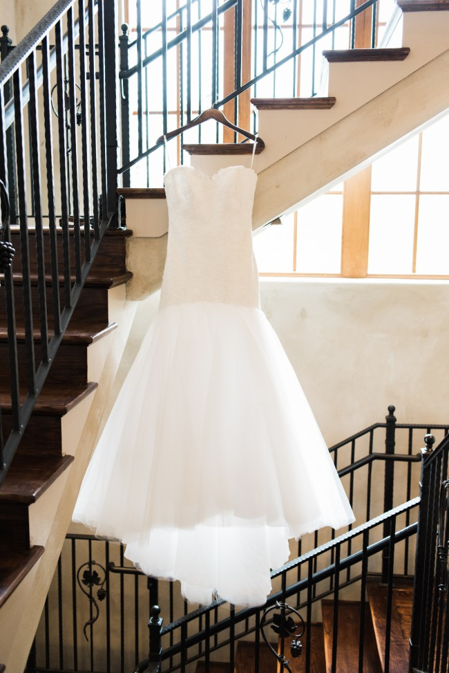 Romona Keveza, Legends Drop Waist Gown