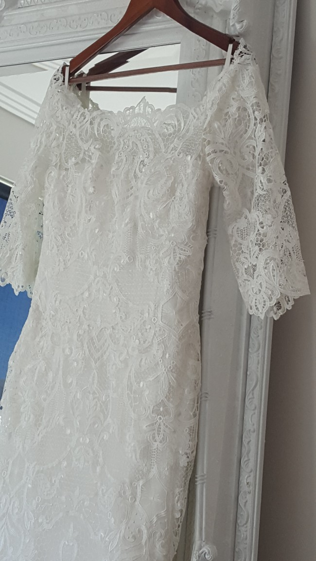 Made With Love Eve Dress with Dani Lace (Custom made limited edit