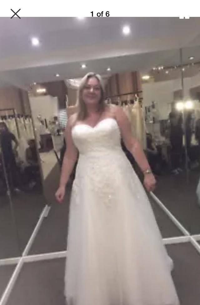 bcbc093f7b Elite Bridal New Wedding Dress on Sale 70% Off - Stillwhite Australia