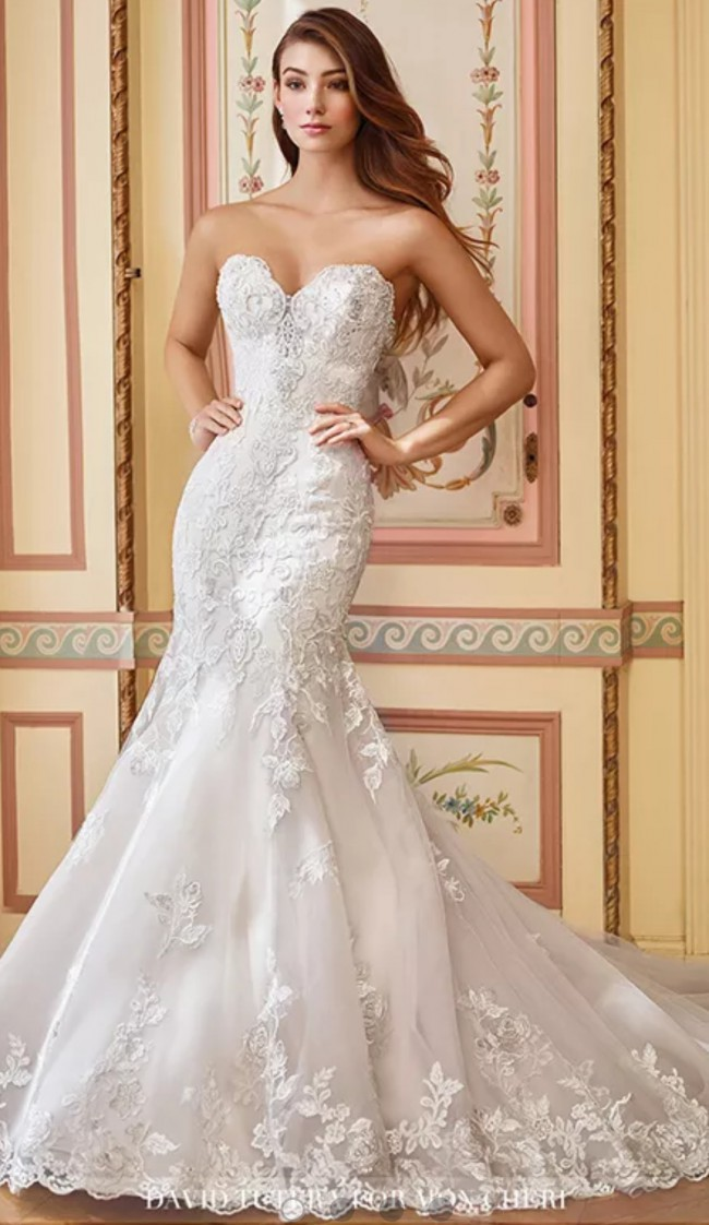 David Tutera, Danae 117284 (UK Size 10)