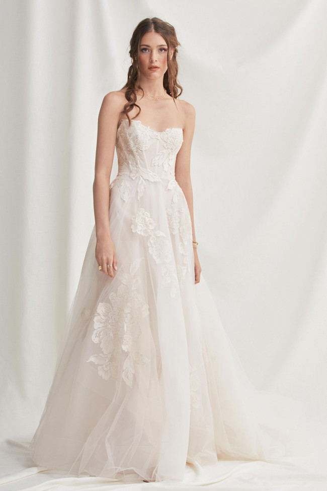 BHLDN Willowby by Watters Harmony Gown - BRAND NEW