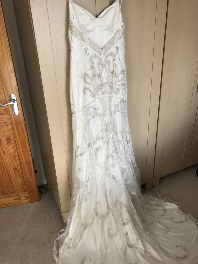 742d7b4ba0f Maggie Sottero Chancey Second Hand Wedding Dress on Sale 77% Off ...