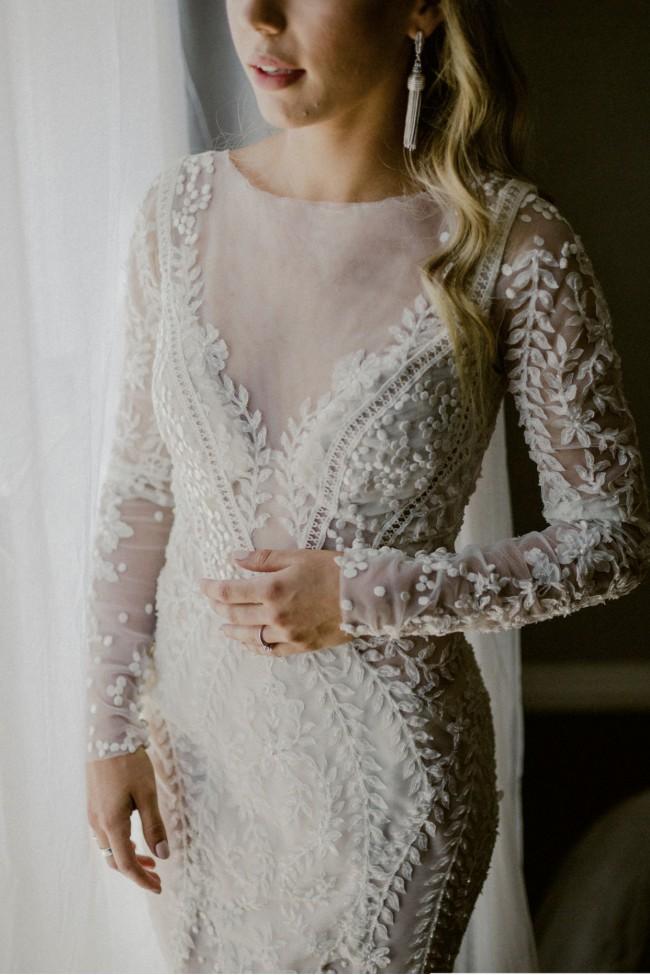 Pallas Couture, Arcene gown