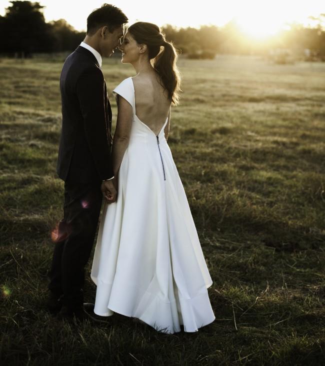 Toni Maticevski, Polarized Gown