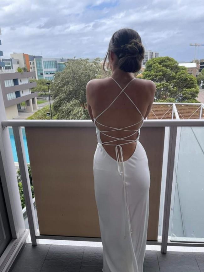 Grace Loves Lace Honey Silk