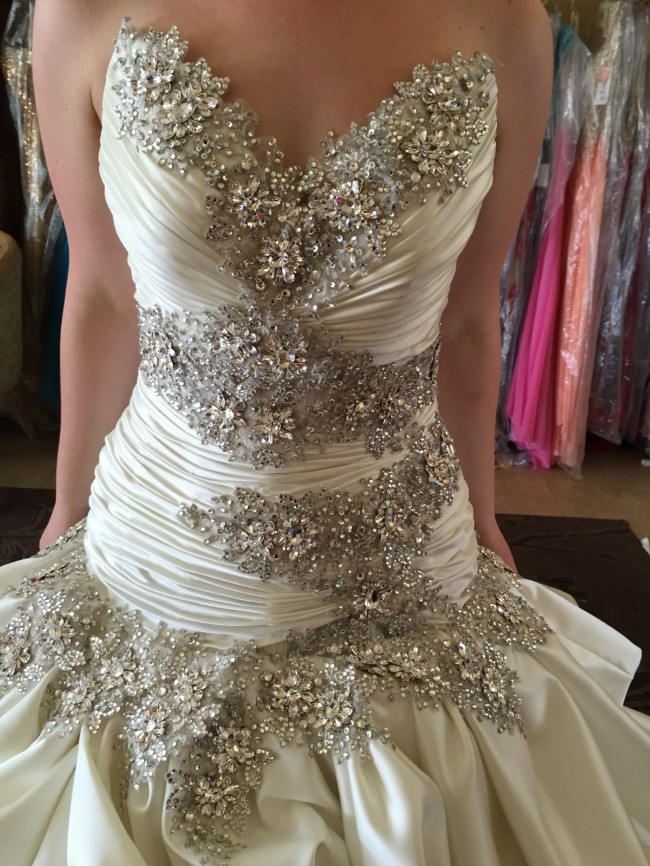 Karoza Bridal, Ball Gown