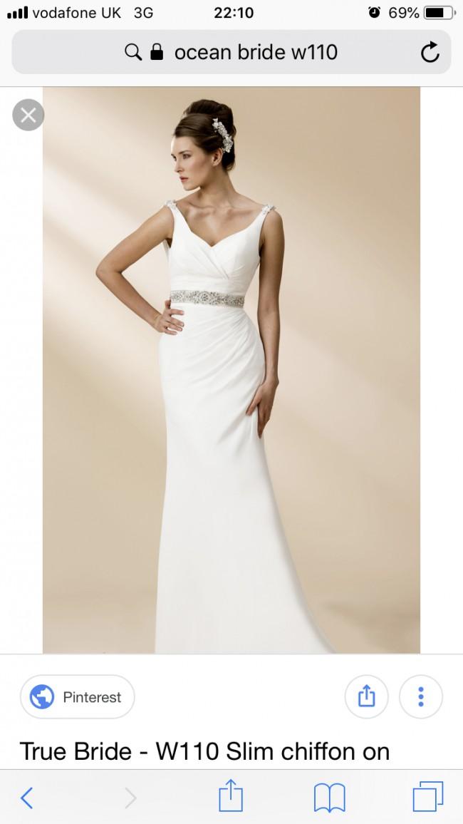 True Bride W110