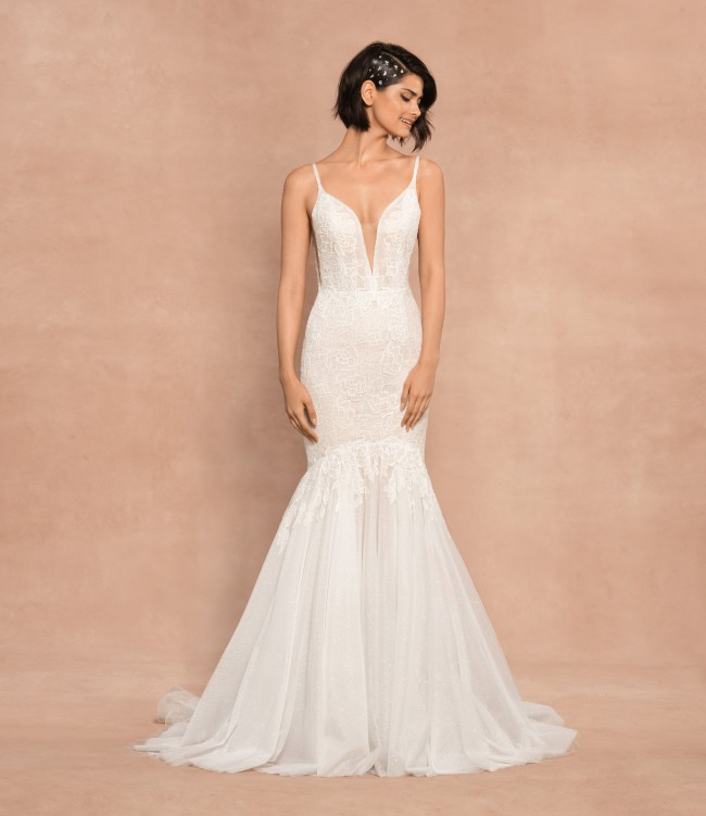 Blush by Hayley Paige Style 12009 Honey