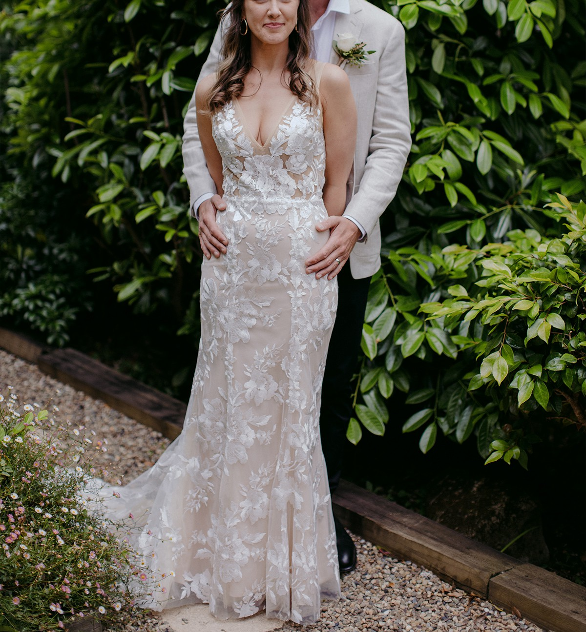 Preowned Wedding Gown: Made With Love Stevie Preowned Wedding Dress On Sale 50