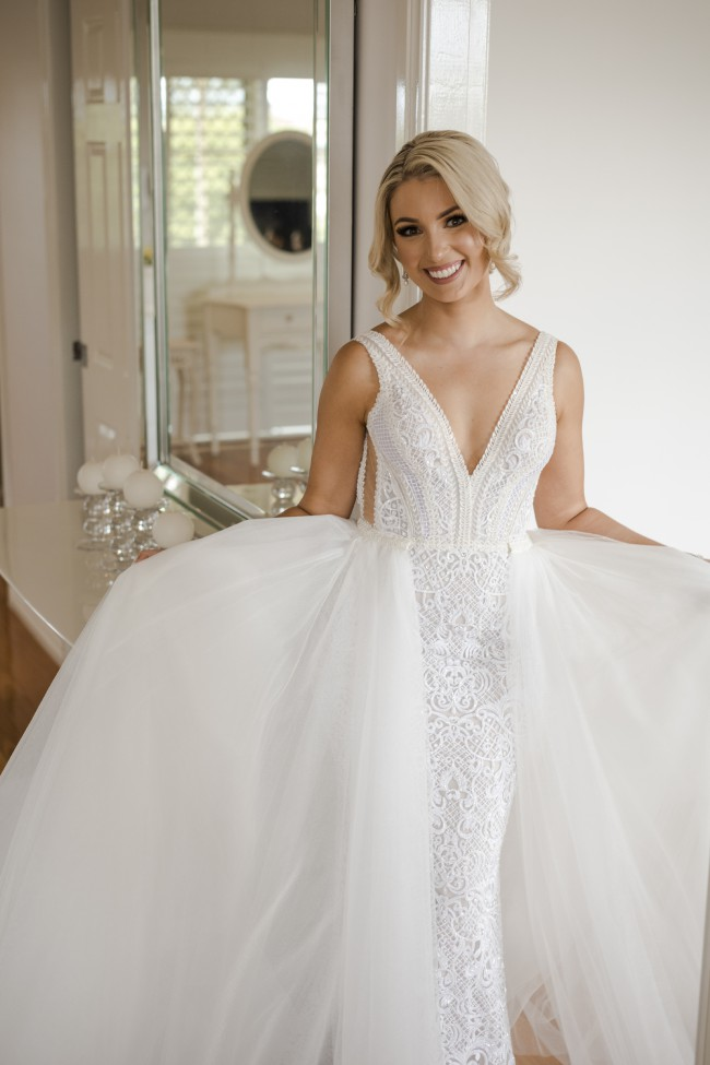 Pallas Couture Esila Gown