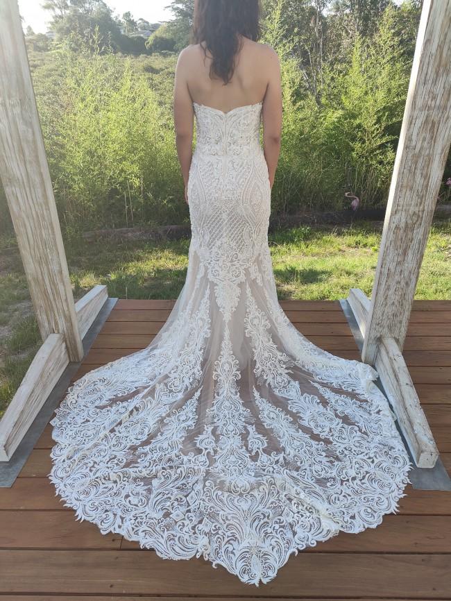 Angel Bridal April